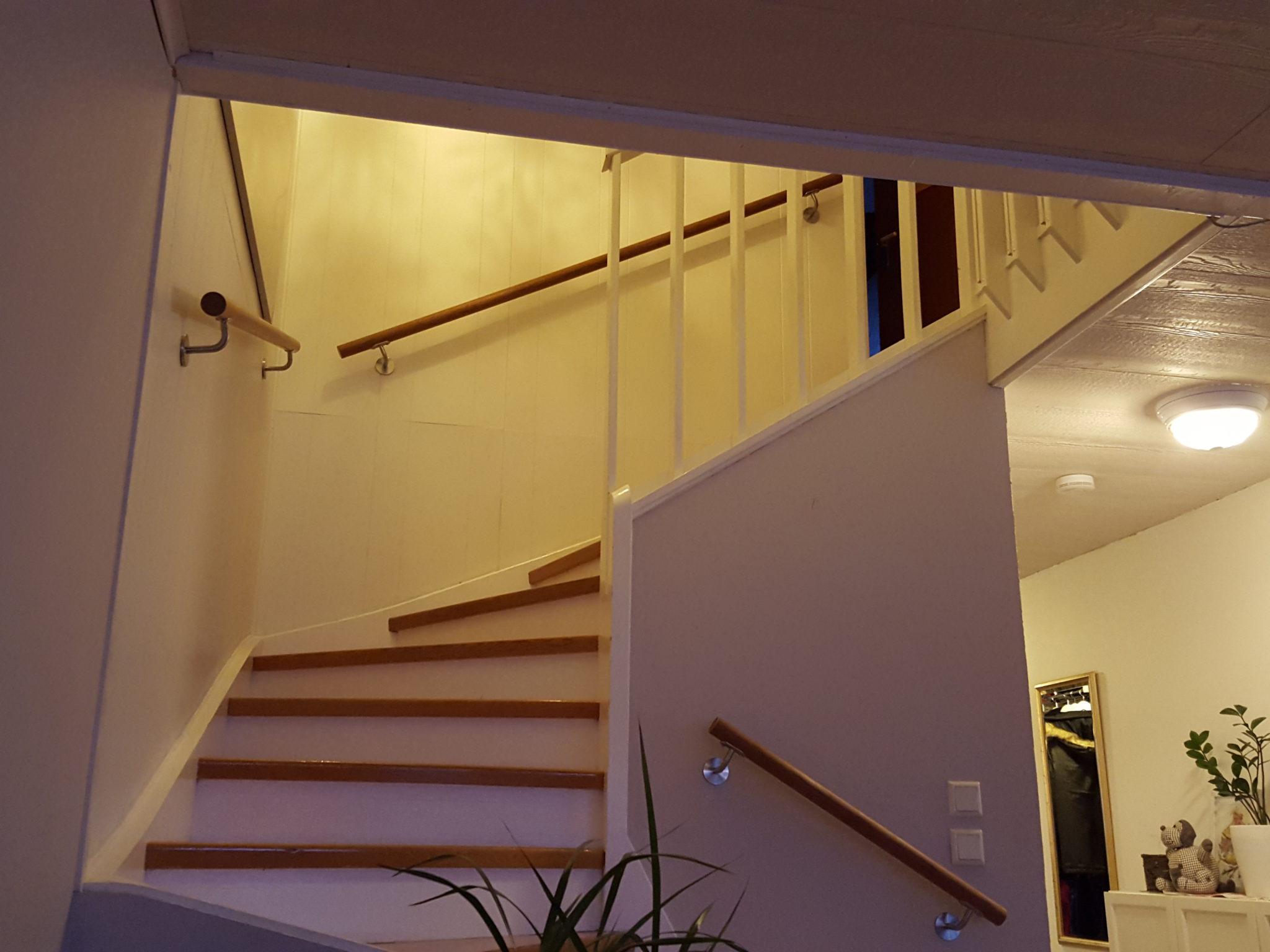 Ledstång & ledstänger för din trappa och trappräcke   räckesbutiken.se
