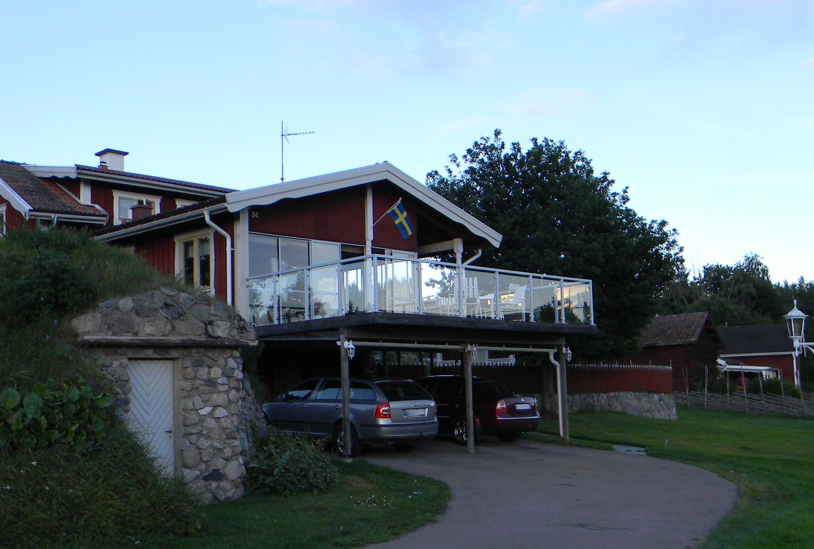 Marvelous Altes Haus Renovieren Vorher Nachher Reference Of Balkongeländer Mit Holz